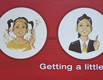 Advertising Illustrations