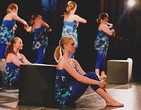 Reverse Hourglass: Original Choreography (Spring 2010)