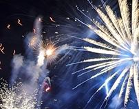 Butchart Gardens Summer Fireworks Show