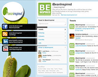 iBeanInspired: Social Media Graphics (Summer 2011)
