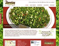 Parsley Mediterranean Grille