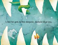 """Marvin's Flight"" Children's Book Project"