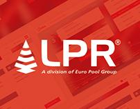 LPR Visa UX/UI Design