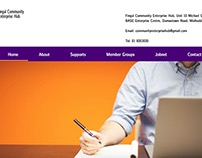 Fingal Community Hub Website