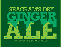Ginger Ale Label