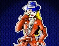 Detective Chloe By Eugene Ramirez Mapondera