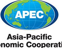 Backdrop APEC - MRT, April 2013