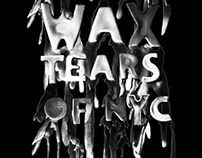 Candle Wax Typeface