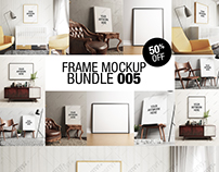 Frame Mockup Bundle 005