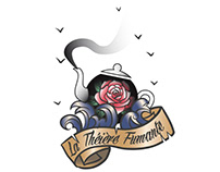 Logo La Théière Fumante