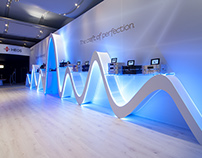 DENON AND MARANTZ Exhibition Design Monaco