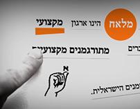 מלאח - ארגון המתורגמנים הישראלי לשפ