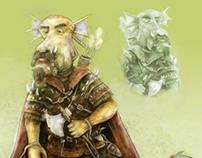 Various ilustrations, fantasy