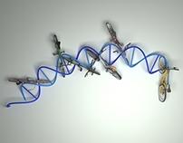 DNA - parking