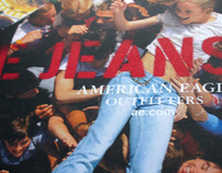 American Eagle Back to School 2002 Catalog