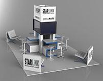 Starlink Booth Design