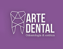 Logo Design Arte dental
