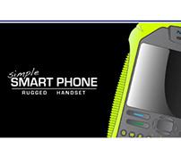Concept Rugged Handset