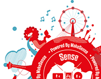 Logo l MakeSense Singapore