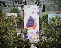 Event branding & key visual : ITF Summit 2018