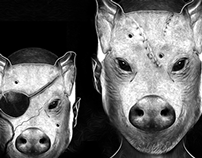 FANTASMAGORIK® THREE LITTLE PIGS