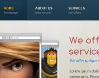 Modex html/Wordpress theme