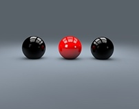 Realistic Snooker Balls Using Cinema 4D