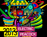 Electric Peacock Festival 2013