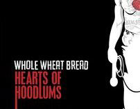 Whole Wheat Bread CD Layout & Illustration