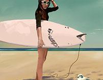 Surfer Gull. https://jhsudesign.wordpress.com/