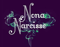 Nona Narcisse logo and press kit