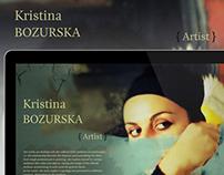 Kristina Bozurska / Artist