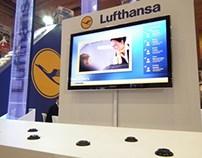 Lufthansa Quizz at Mundo Abreu