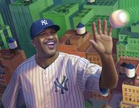 Baseball Poster Series