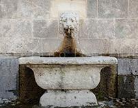 Fontane storiche e architetture dell'acqua in Sardegna