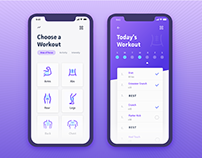 Daily UI Challenge #041-047