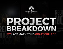 Project Breakdown - Marketing of Bonfire of Dreams