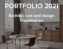 Portfolio 2021 - 3D Visualization