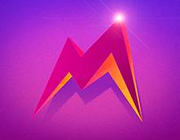 Palmute Logo & App Icon