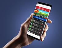 UX/UI & App Design | Tzumi Dream Vision 360 VR App