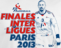 Finales Interligues Handball | Paris 2013