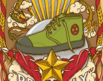 OSPOP Shoe Poster