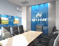 Antonov - MAKS 2013