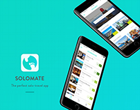 Solomate - The perfect solo-travel app