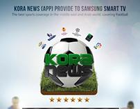 Kora news (App)