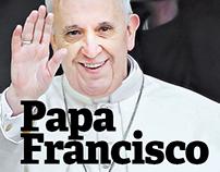 Papa Francisco . Diario Clarín