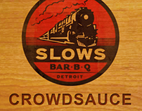 """Crowdsauce"" App for Slows BBQ"