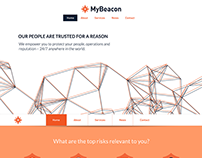 Proposed Mockup for MyBeacon Dynamiq 2017
