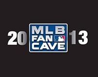 MLB Fan Cave 2013