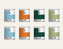 LA FINCA Visual Identity and Packaging Design